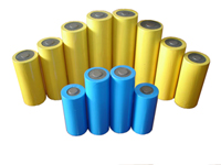 LiFePo4 (Li-ion) Cylinderical battery