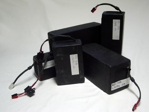 LiFePo4 battery for ebike