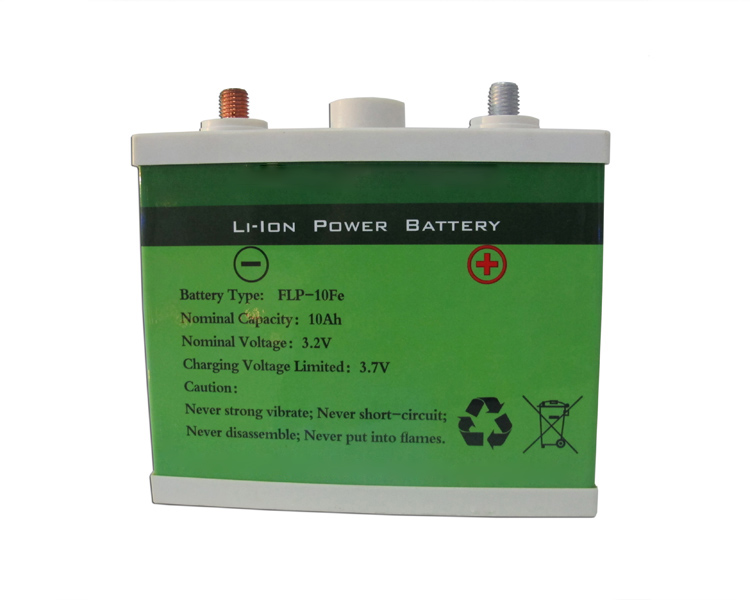 High rate LiFePo4 battery